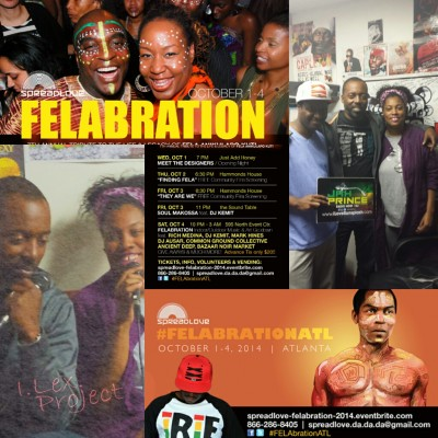 Felabration iLexProject