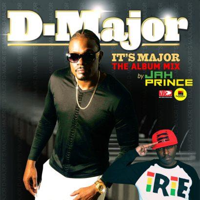 D-Major – It's Major The Album Mix