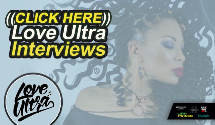 Click Here To Listen Love Ultra Interviews